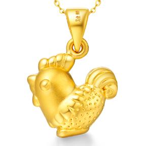 3D硬金-花公鸡