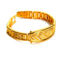 2010年最新黄金手链款式,2010年什么最时尚?什么最流行?图片
