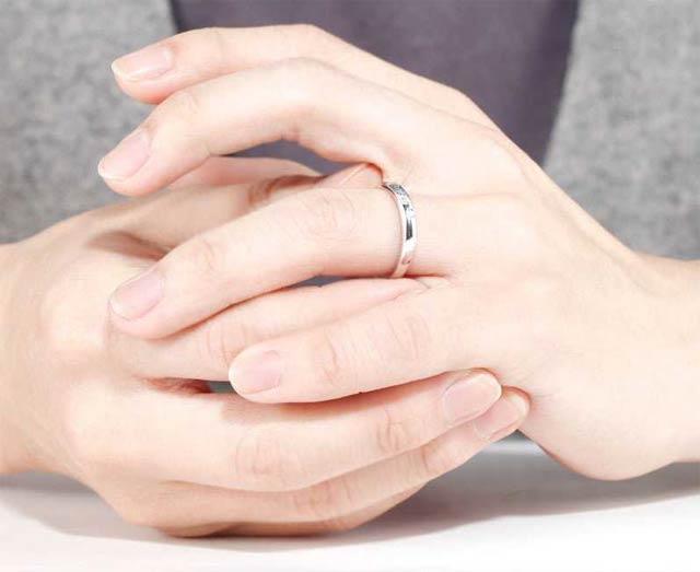 男士戒指的戴法和意义都有哪些? 不同戴法不同意义图片