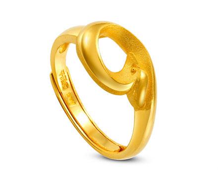 黄金戒指怎么清洗及方法