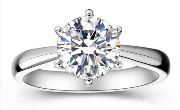 经典钻石戒指款式图片图片