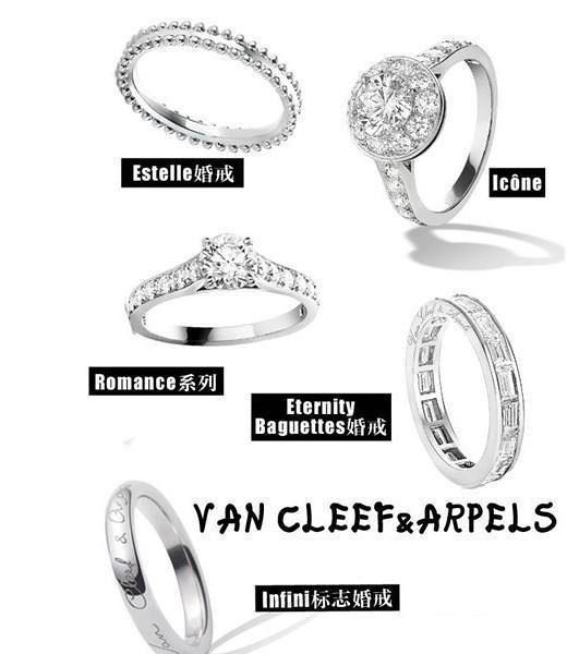 著名婚戒设计图