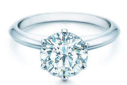 蒂芙尼钻石戒指有那些款式,回收价格多少?