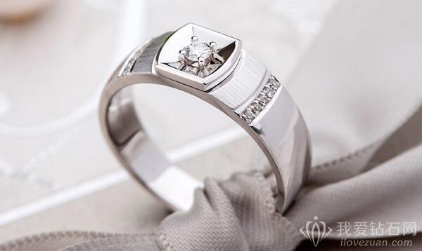 男士钻石戒指的款式怎么选