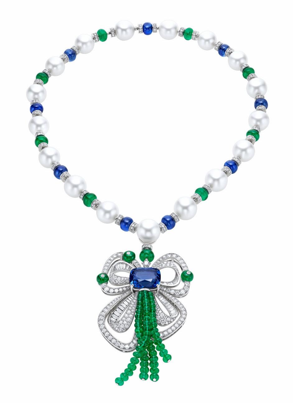 珠宝手链设计手稿