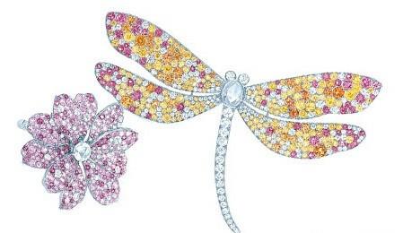 Tiffany珠宝最经典的九个系列