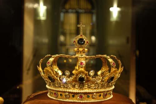 英国王冠简笔画