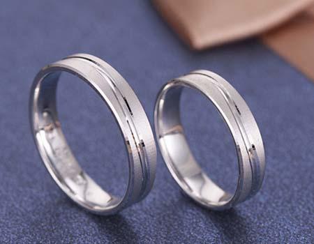 戒指雕刻logo
