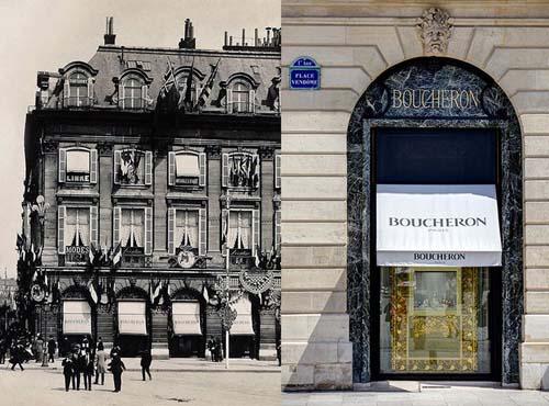 宝诗龙巴黎旺多姆广场26号旗舰店-宝诗龙120周年Hotel de la Lumiere图片