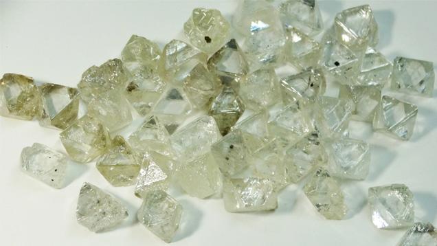 钻石市场萧条矿工面临巨大压力