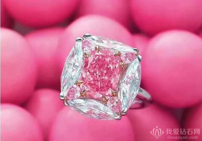 粉钻戒指回收价格比普通钻石高吗