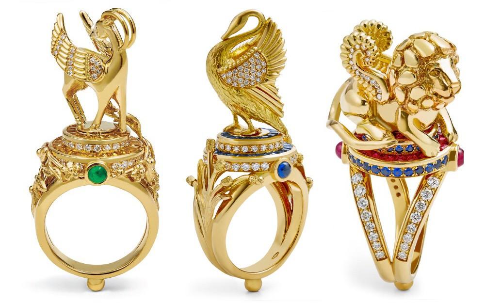 获得2016美国珠宝商协会珠宝设计奖