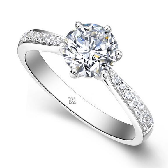 18k彩金戒指多少钱_18k钻戒怎么样 18k钻石戒指多少钱及多大图片 – 我爱钻石网官网