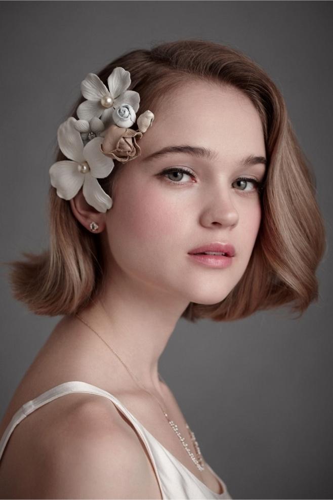 新娘发型怎么选 新娘发型选择注意事项图片
