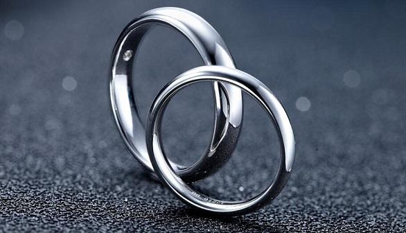 男士结婚戒指的戴法