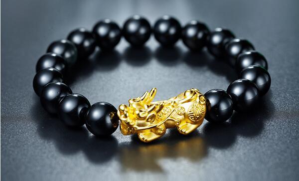 男士戴什么黄金手链好 推荐几款男士黄金手链款式及图片图片