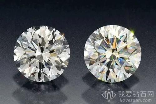锆石和钻石