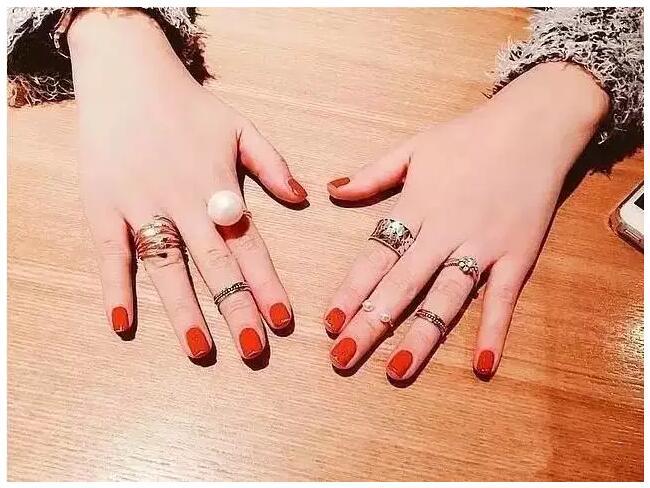 戒指怎么戴好看