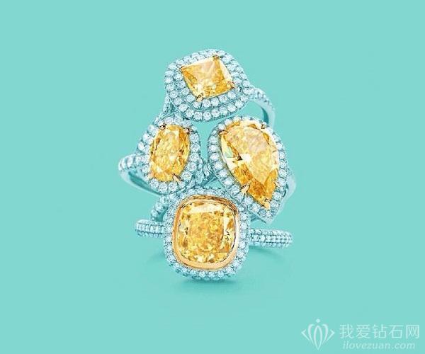 3克拉黄钻