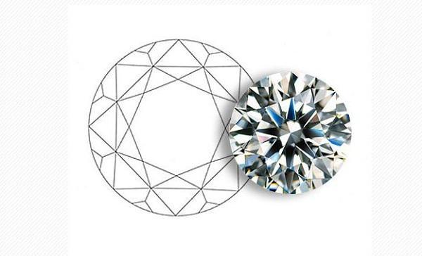 一克拉钻石