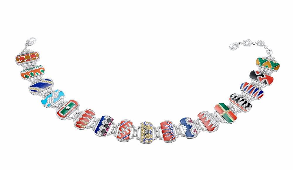宝格丽推出festa高级珠宝:意大利庆典,贵族和美妙童年         设计